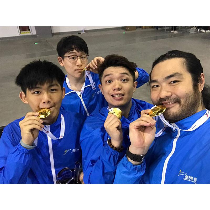 中國擊劍俱樂部聯賽第三站 (南昌)