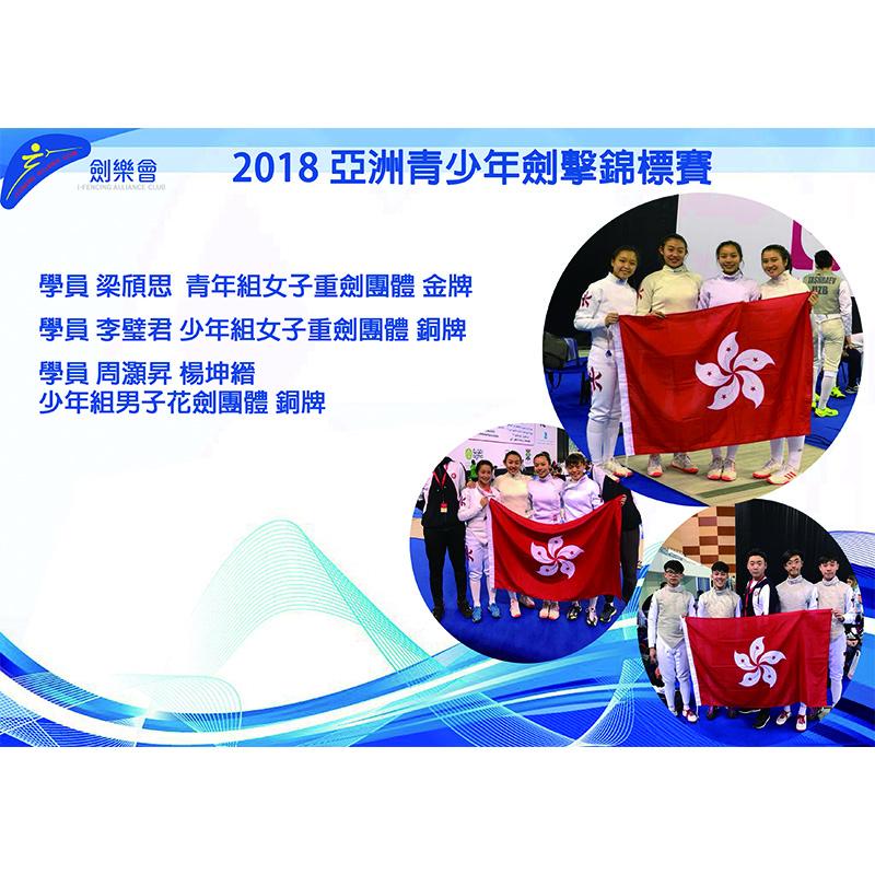 2018 亞洲青少年劍擊錦標賽