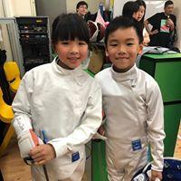 三武士兒童劍擊挑戰賽
