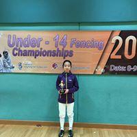 14歲以下劍擊錦標賽